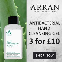 ARRAN SOAPS