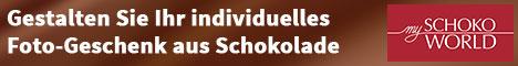 Willkommen bei my SCHOKO WORLD  Wir haben uns darauf spezialisiert, Schokolade zu personalisieren und zwar mit den Fotos unserer Kunden.