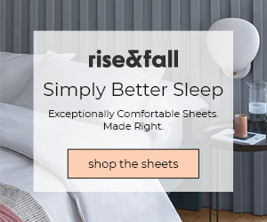 RISE & FALL BED LINEN