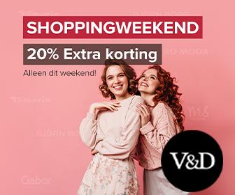 Shoppingweekend V&D