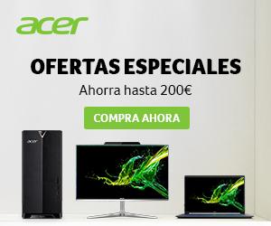 Acer, descuentos en informática