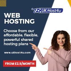 UKHOST4U WEB HOSTING