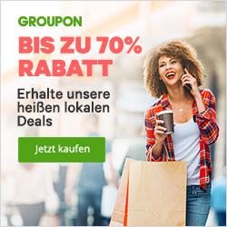 GROUPON Gutschein