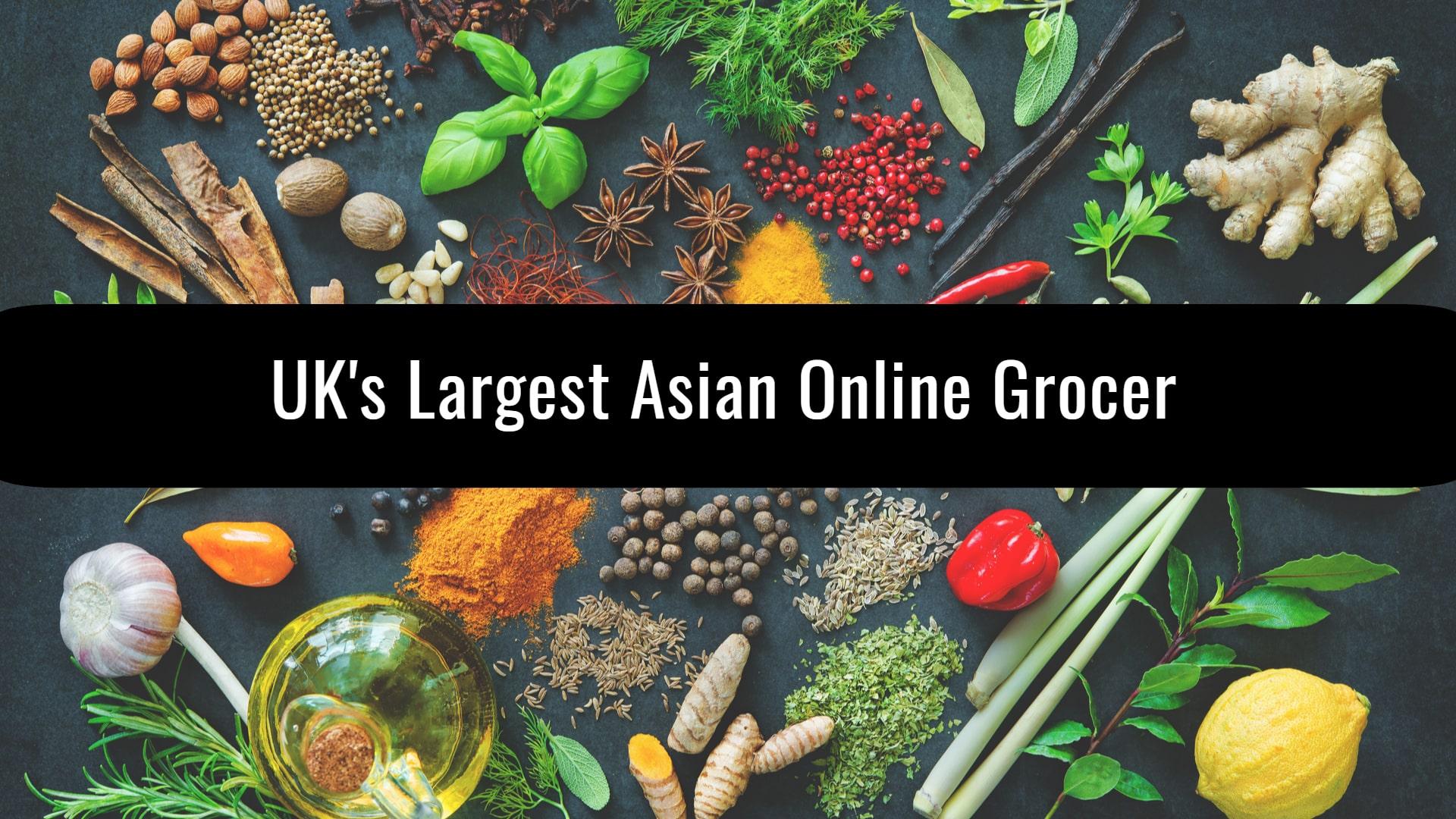 authentic Asian cuisine