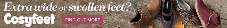 Cosyfeet Banner