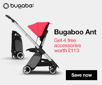 Bugaboo Ant promotion