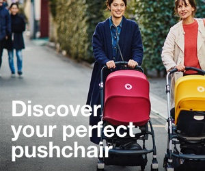 Bugaboo Discover your pushchair