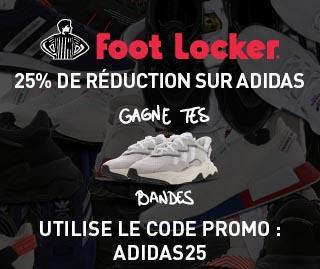 foot locker code promo adidas