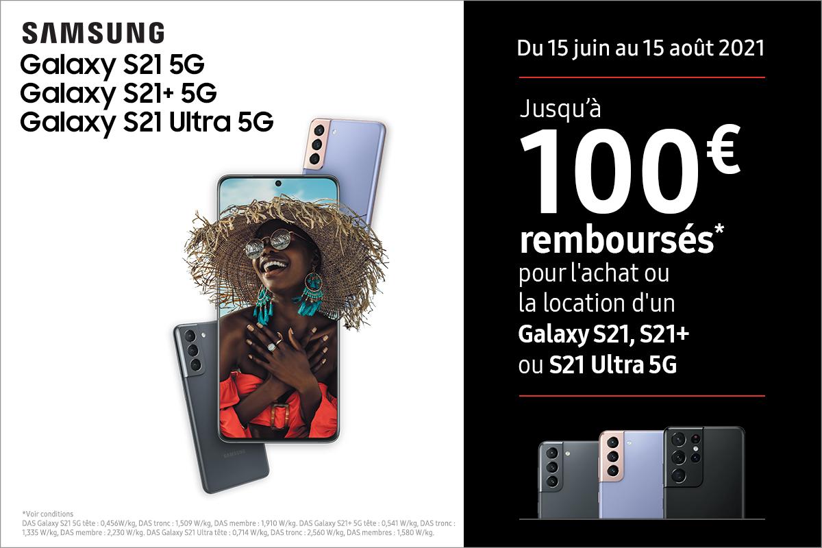 Les French Days avec Samsung