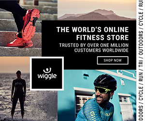 Buy from Wiggle for all your cycling holiday needs