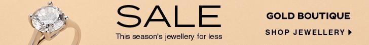 Gold Boutique Summer Sale