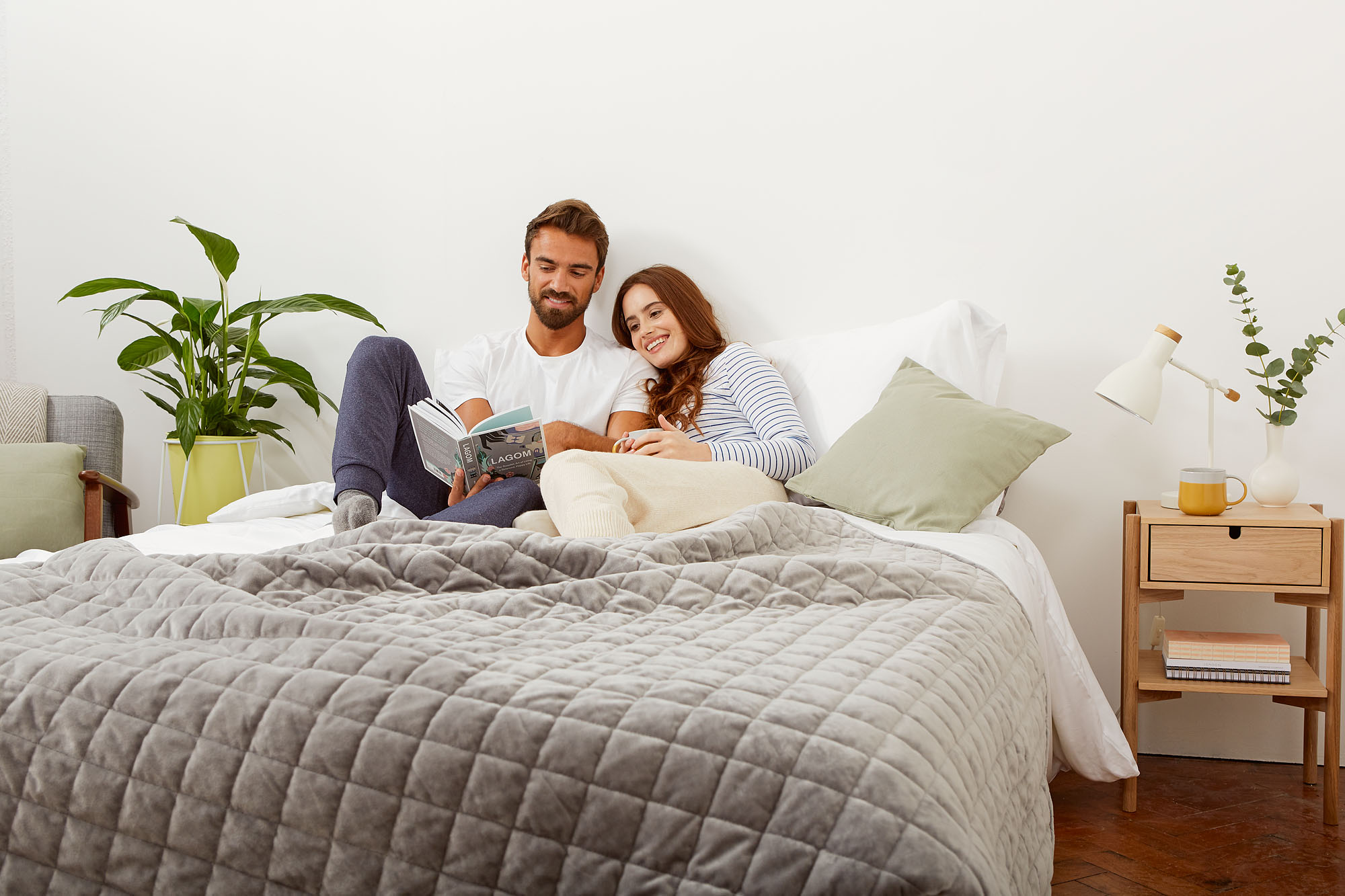 How to get a decent night's sleep with a Mela weighted blanket
