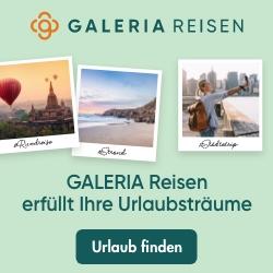 Galeria-Reisen Gutschein
