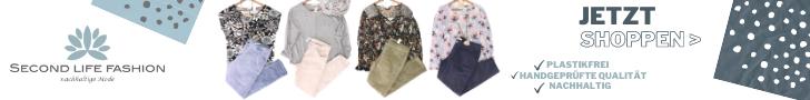 >Second Life Fashion - Dein Second Hand Online Shop - Nachhaltige Mode