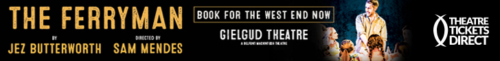 The Ferryman theatre tickets Gielgud Theatre West End