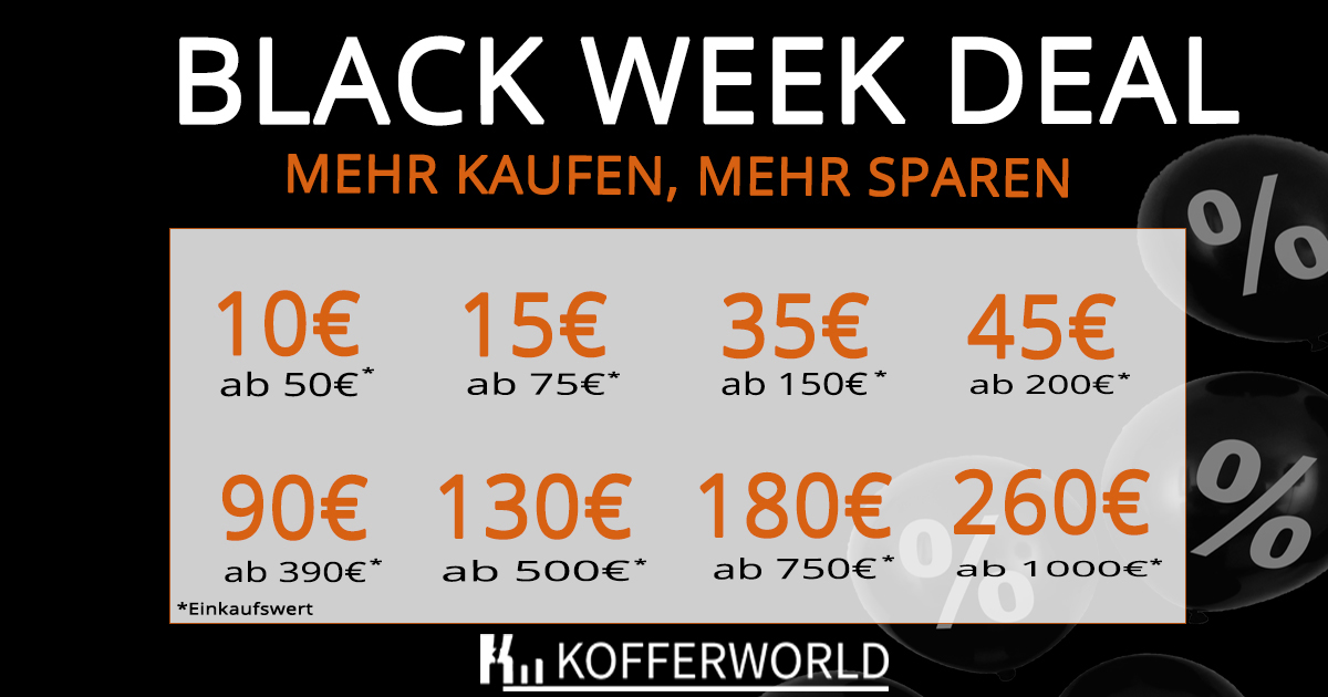 kofferworld black week deal