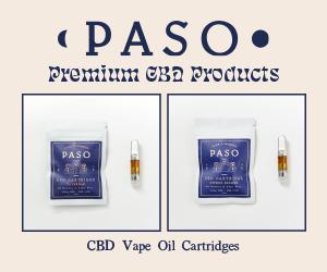 Paso CBD Vape Cartridges