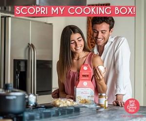 My Cooking Box idea regalo ricette italiane cucina