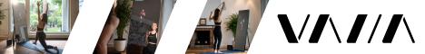 Vaha bietet Produkte für Online-Training und Fitness.