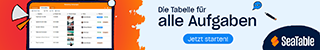 Sea Table Cloudbasierende Tabellenlösung