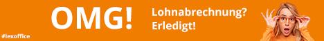 Lohnabrechnung mit 3 klicks mit Lexoffice Lohn erstellen