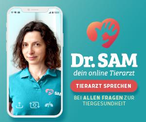 Dr. Sam Online-Tierarzt