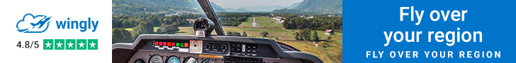 cshow Sightseeing flight | The unforgettable thrill of flying