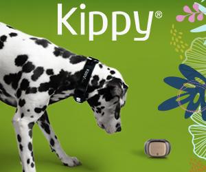 Traceur GPS pour chien Kippy EVO