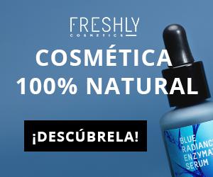 Freshly Cosmetics, cosmética natural con descuento