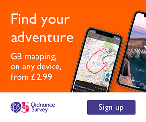 Ordnance Survey online maps