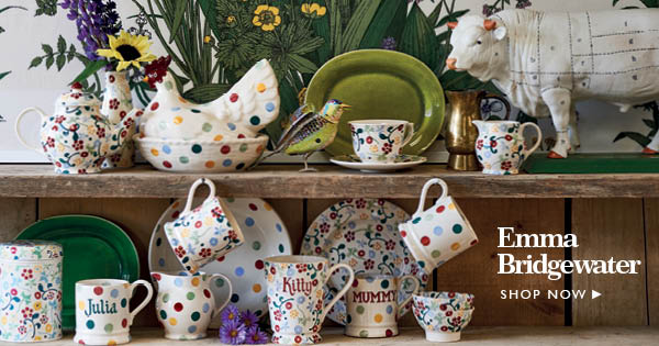 bridgewater pottery