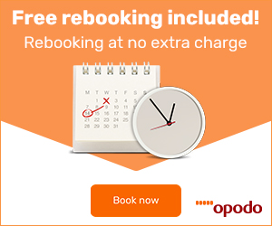 Book Amsterdam  flights at Opodo
