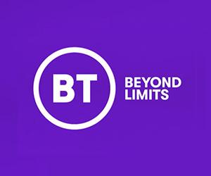 Advert for BT Broadband