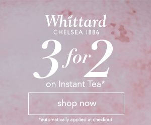 whittards tea and coffee