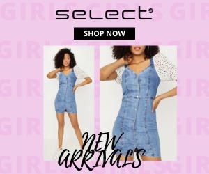 Select Fashion voucher code