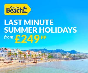 On the Beach: Cheap beach holidays in 2019/2020