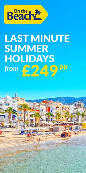 On the Beach: Cheap beach holidays in 2020/2021