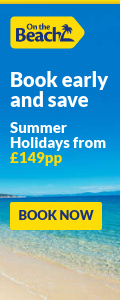 Book cheap holidays with On the Beach