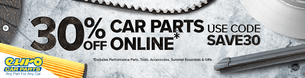 Special offer for Euro Car Parts