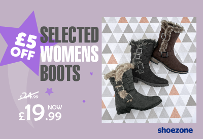 You wont find better value for your money on shoes and boots