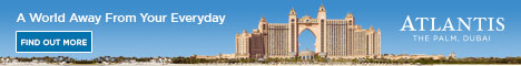 Atlantis, The Palm - Special offers on visiting this amazing resort