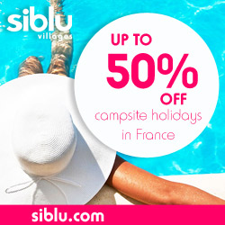 Siblu Villages up to 40% off campsite holidays in France. Book by 6 Jun
