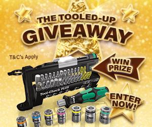 Tooled Up - Giveaway Wera 39 Piece Tool Bit & Socket Set