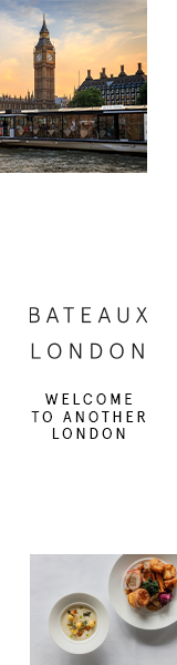 Bateaux London - Welcome to another London