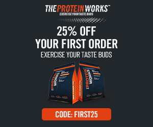 The Protein Works Promo