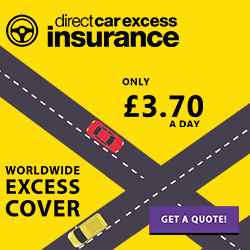 Excess car hire insurance