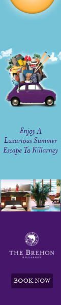 Enjoy luxury summer escape to Killarney