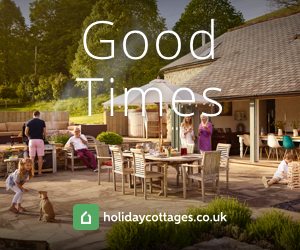 HolidayCottages.co.uk Banner