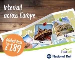 InterRail Offers