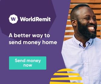 Send money with WorldRemit